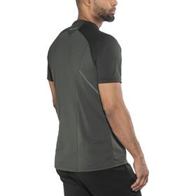 Mammut Sertig - Camiseta manga corta Hombre - gris